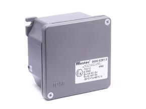 AL8000EX - hliníková krabice IP66, ATEX, - 20°C + 85°C, II 3GD  zóna 2 a 22