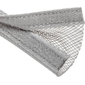 FLEXO WRAP - šedá, PET, -70˚C + 125˚C , UL/CSA samozhášivost UL94 V0