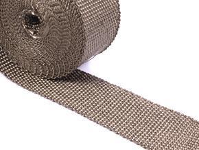 VWN - omotávací izolační páska z čedičového vlákna, +800 °C