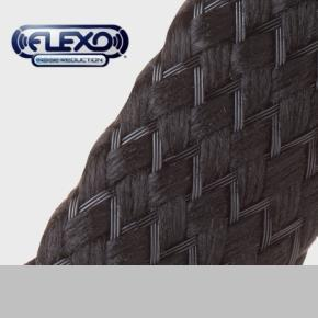 Flexo® Noise Reduction - Unique Triaxial Braiding