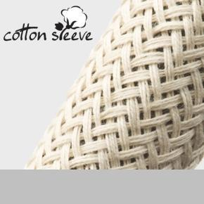 Cotton Sleeving - Standard Cotton Braid