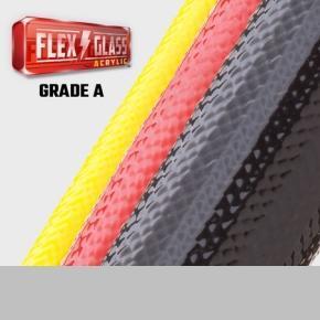 Acrylic Flex Glass - Grade A - Flexible AcrylicA