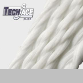 Braided Fiberglass - Fiberglass Lacing Tape