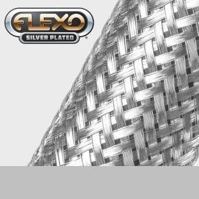 Flexo® Silver Plated - Intensive Shielding & Grounding Environments
