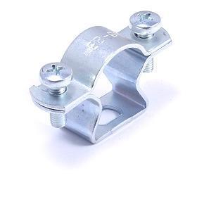 CTQ - ocelová příchytka pro ochranné hadice a trubky