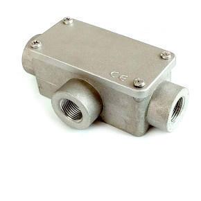 DB - hliníkové rozbočovací krabice se závitem
