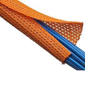FLEXO F6 - oranžová, PET, -70˚C + 125˚C , UL/CSA samozhášivost UL94 V0
