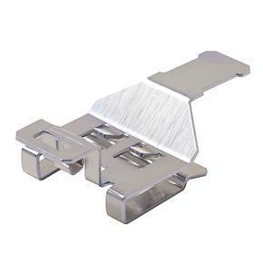 HBBZ / HBBI - příchytka pro montáž na Cu sběrnici pro EMC kabelové spony