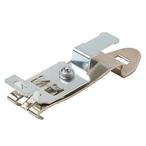 HSR / HSD - patka pro uchycení na DIN lištu 35mm pro EMC spony