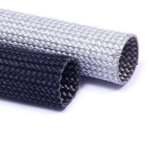 INSULTHERM - návlek ze skelného vlákna, impregnovaného pryskyřicí, trvale +650°C