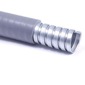 TLT - vinutá ocelová chránička se zesíleným pláštěm z PVC