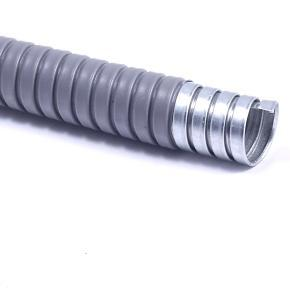 TPC - vinutá ocelová chránička s plášťem z PVC
