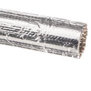 TTN - návlek ze skelného vlákna s reflexní ALU vrstvou, +225˚C